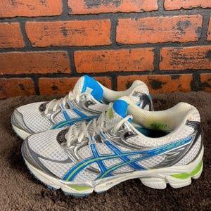 Asics Gel-Cumulus 12 Womens Athletic Shoe Size 8